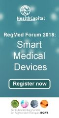 Picture Berlin Partner HealthCapital RegMed Forum 2018 October iito 120x240px