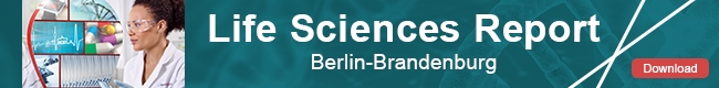 Picture Berlin Partner Life Sciences Report 2019/2020 Brandenburg 650x80px