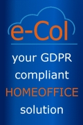 Picture ConsulTech GmbH GDPR-compliant E-Col Home Office 120x180px