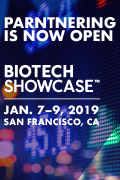 Picture EBD Group Biotech Showcase 2019 BTS San Francisco Partnering 120x180px