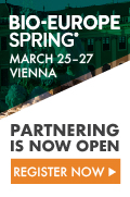 Picture EBD Group BIO-Europe Spring 2019 BES Wien Partnering Opens 120x180px