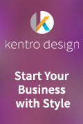 Picture Kentro Design Corporate and Web Design for Start Ups 120x180px