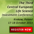 Banner LSBC Central European Life Science Investment Conference 2013 120x120px